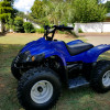 50cc suzuki dinli kids automatic quad as new