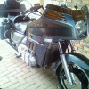 Honda goldwing motorbike nice collection   you cant fly without wings