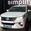 Toyota Fortuner 2.8GD 6 4x4