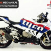 BMW S1000rr Tyco Edition - Includes a 4 Year service plan and Lifetime Integrity Promise