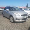 Silver Suzuki Swift 1.2 GL with 53420km available now!