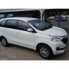 White Toyota Avanza 1.3 SX with 74500km available now!