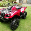 Yamaha 660 Grizzly Quad