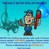 WATER DRILLING OPERATOR NEEDED- CALL 078 0535 610