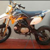 Big Boy big wheel 125cc pit bike