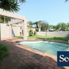 Large pet friendly town house in Durban North