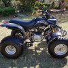 250cc Grizzly quad only 40hours runtime,as new