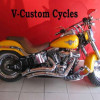 Stunning Softail Fatboy with Lots of Extras!
