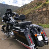 Street Glide with brand new engine